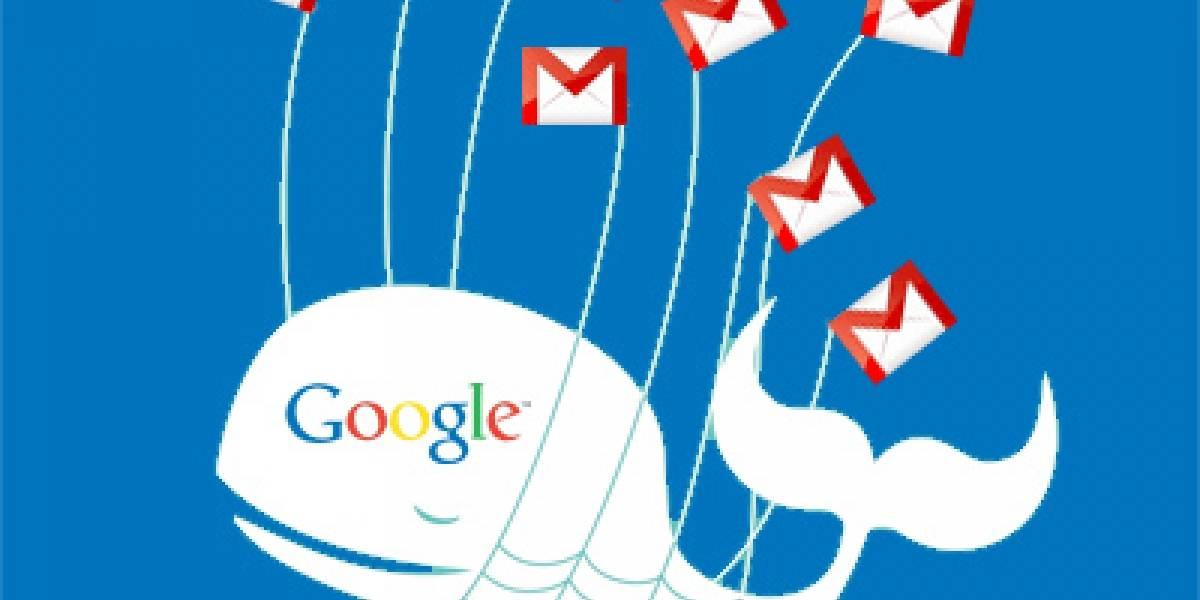 Google admite que Gmail es demasiado lento
