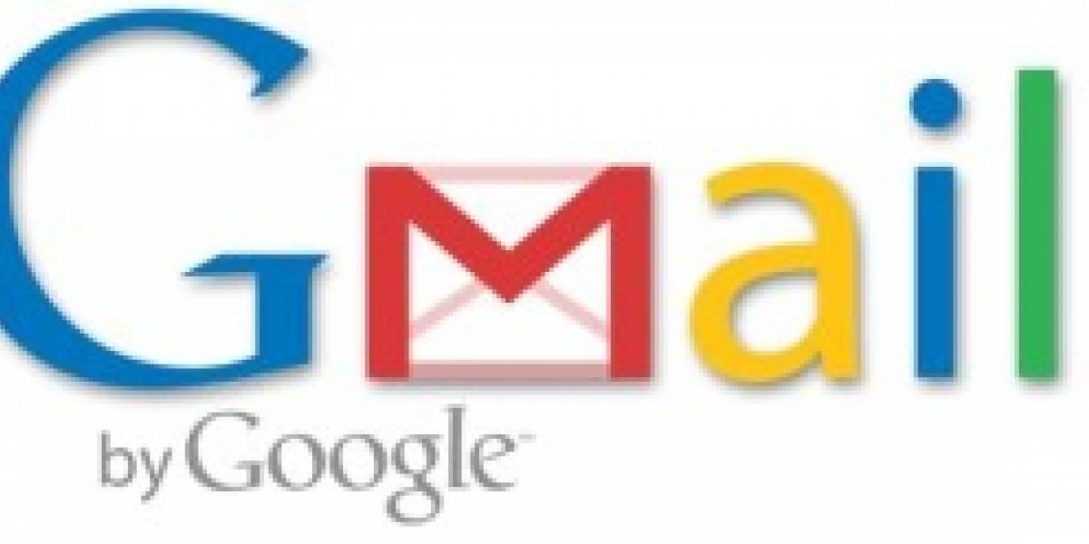 Gmail Caído