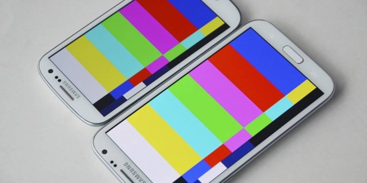 Samsung estaría preparando un Galaxy Note III con pantalla de 6,3 pulgadas