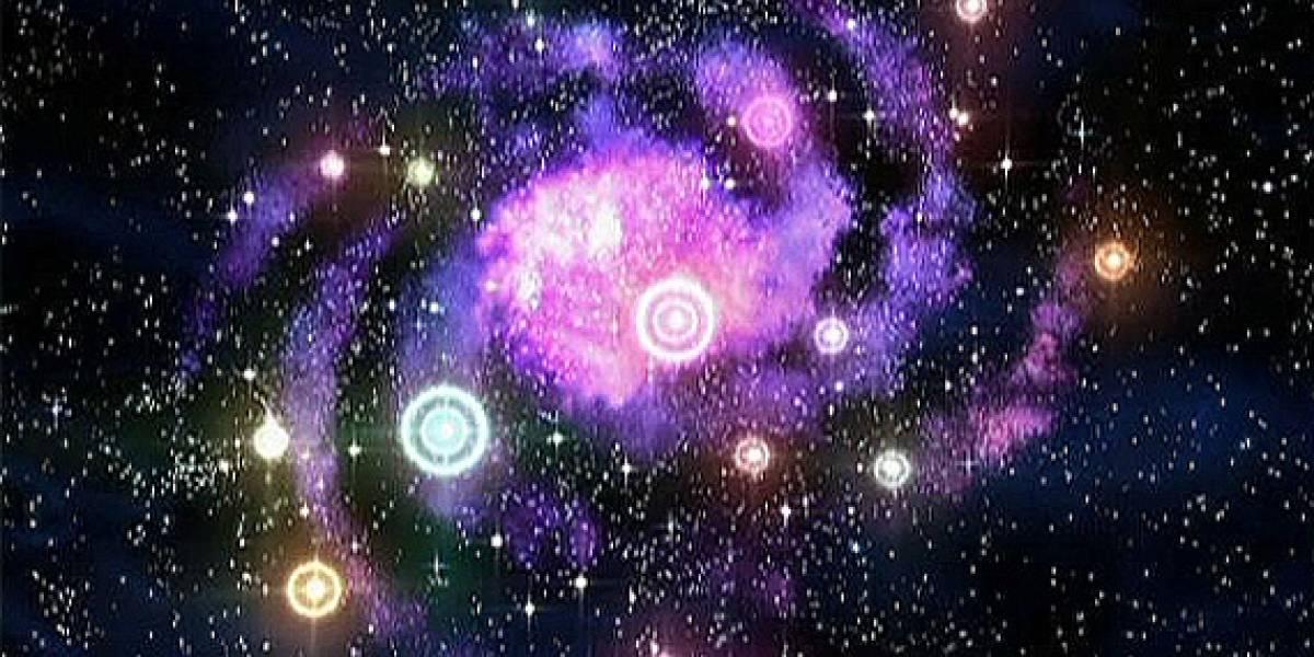 El telescopio Hubble captura a la Nebulosa de Iris