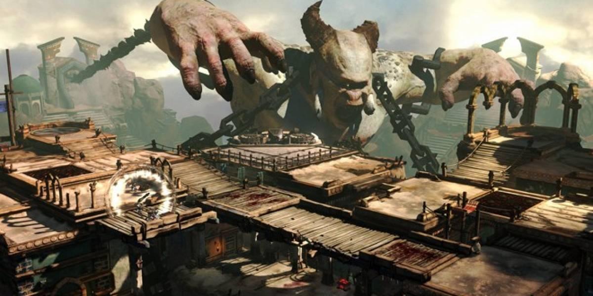 Sony libera trailer multijugador de God of War: Ascension