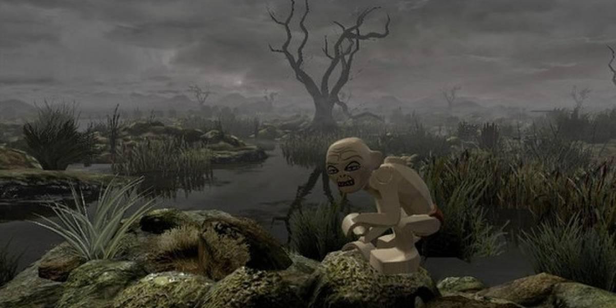 LEGO Lord of the Rings será un juego de mundo abierto
