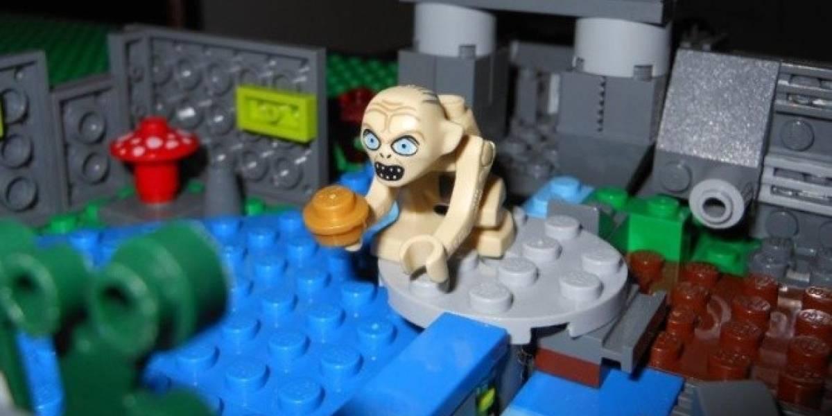 LEGO Lord of the Rings muestra a todos sus protagonistas en nuevo tráiler