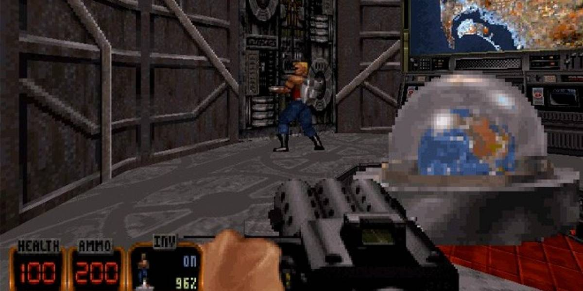 Duke Nukem 3D será gratuito hasta el viernes