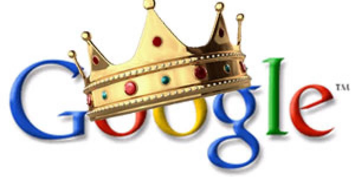 Dos tercios de las búsquedas del mundo se hacen en Google