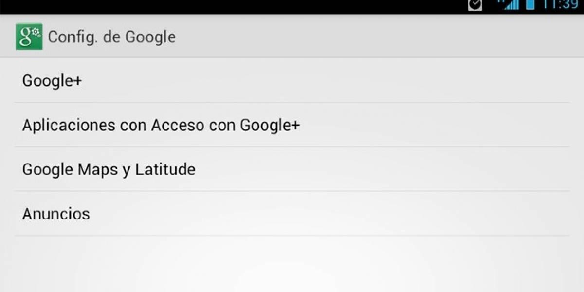 Google instala en forma automática y para todos una nueva aplicación en Android