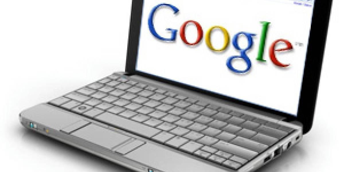 Rumor: Google prepara netbook con Chrome OS para el 2010
