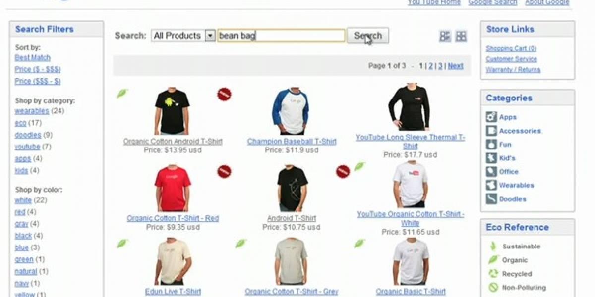 Google Commerce Search: Solución integral para gestionar tiendas online