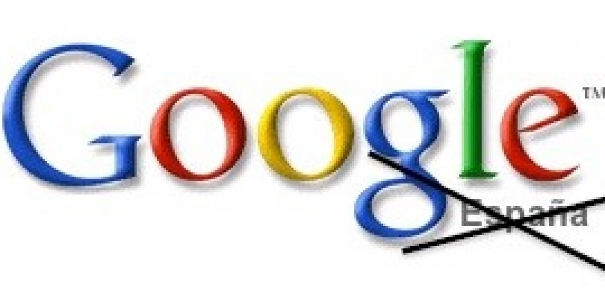 Google incluye a España en la lista de países que censuran internet