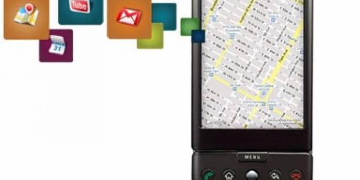Hoy saludamos al HTC G1, el primer androide
