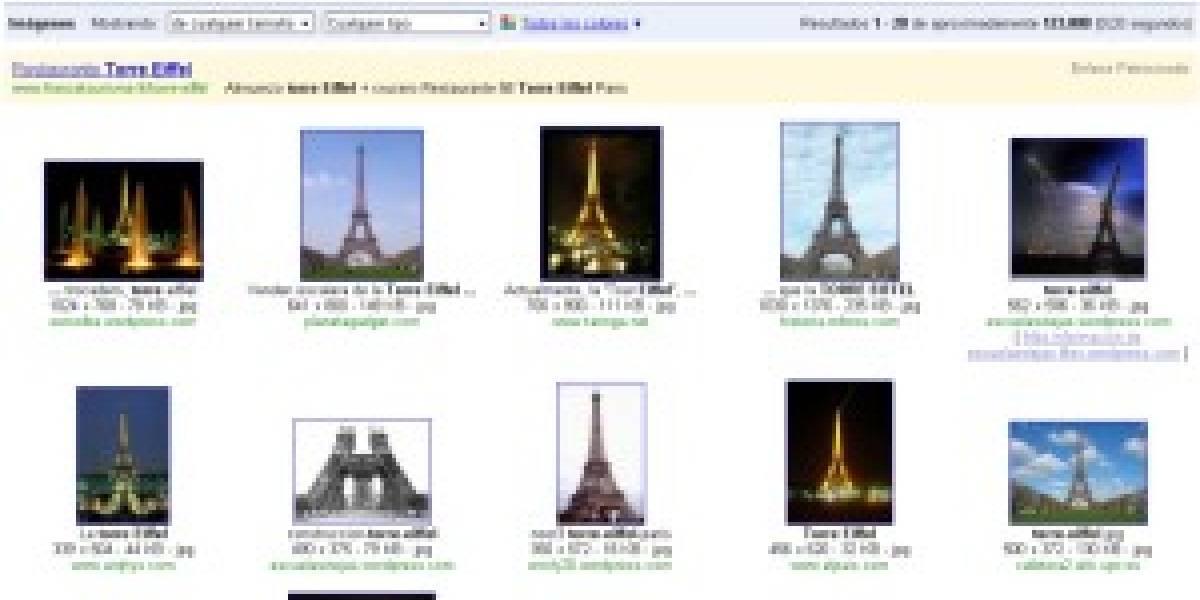 Google y su Visión Computarizada