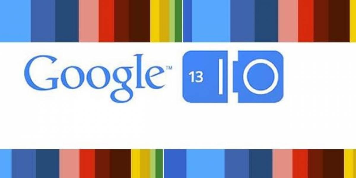 Descarga la aplicación oficial de Google I/O 2013