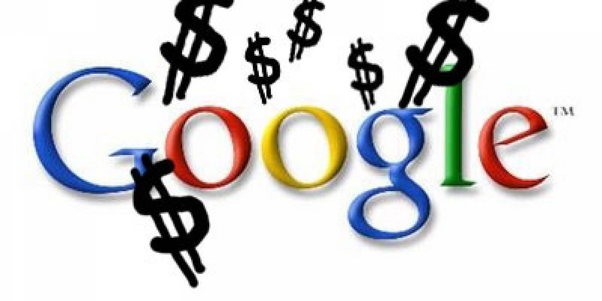 Google aumentó sus ganancias un 27% en el tercer trimestre