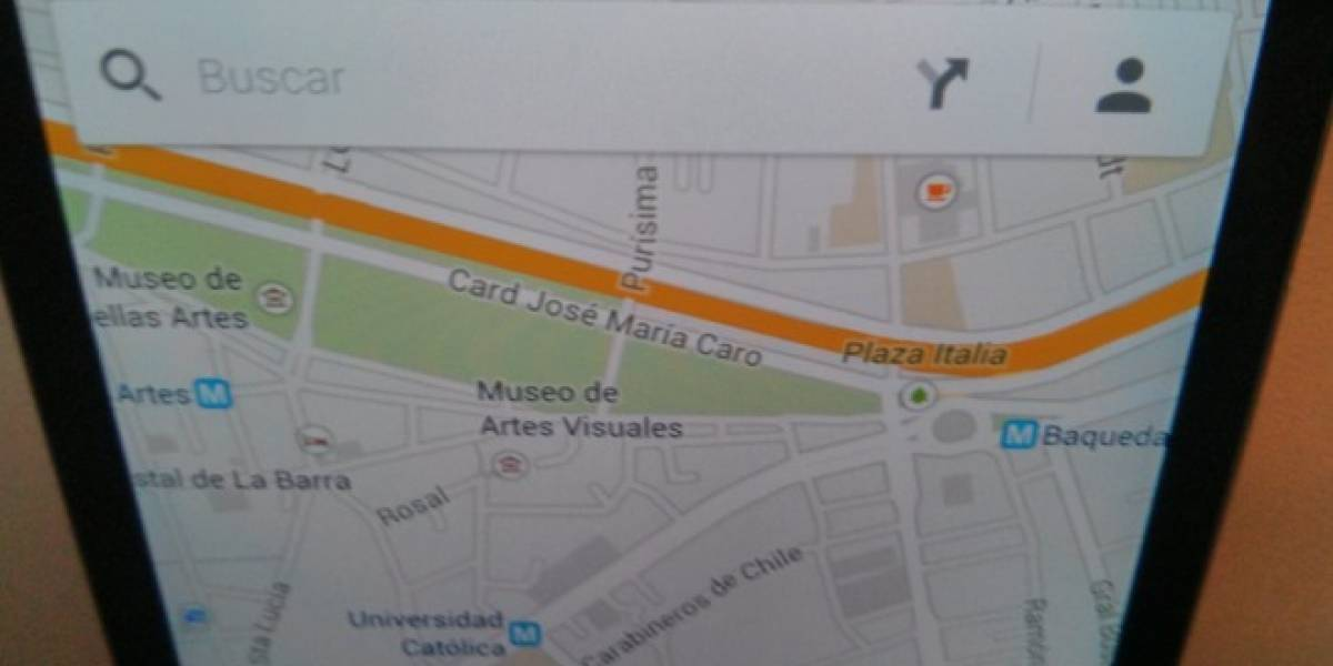 ¿Acaso Google bloqueó el acceso web a Google Maps desde Windows Phone?