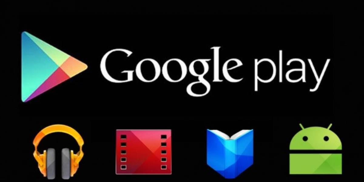 Google Play Store para Android se actualiza a la versión 4.3.10