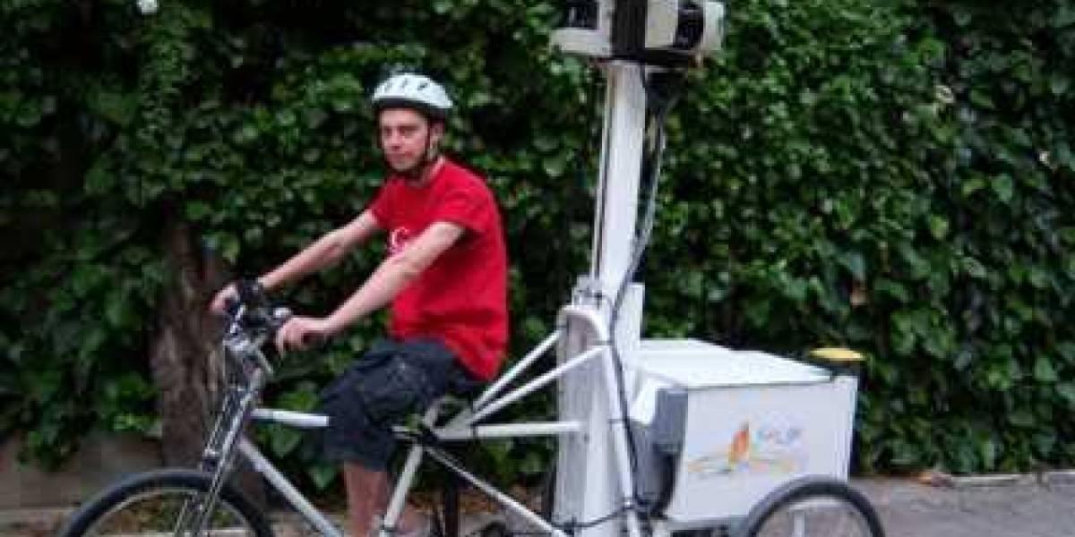 UE se va en contra de Google Street View