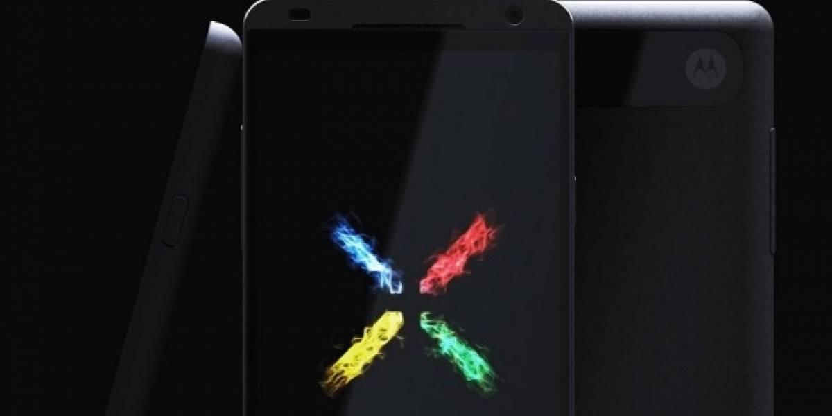 Motorola X es real. Tendrá muchos sensores y llegará en octubre