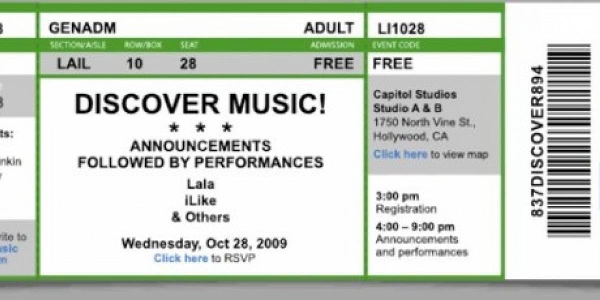 Google lanzaría servicio de música