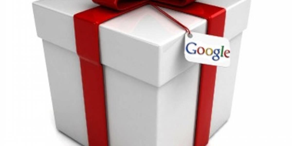 Este año el regalo de Google va para la caridad