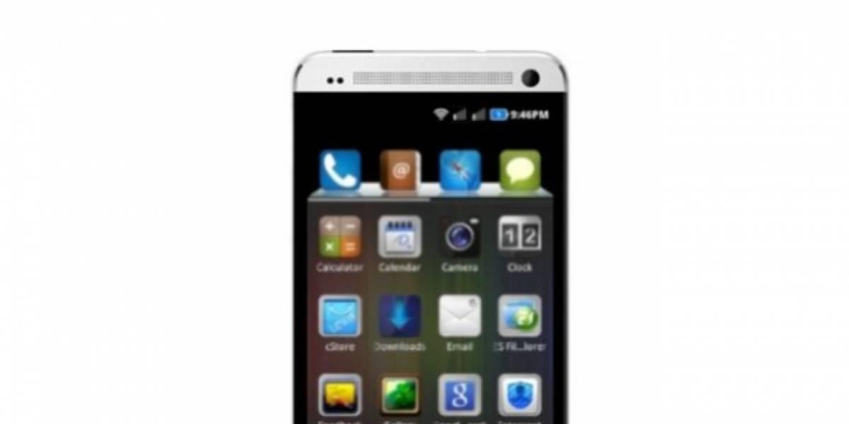 Todavía no es anunciado, pero el HTC One ya tiene clon en China