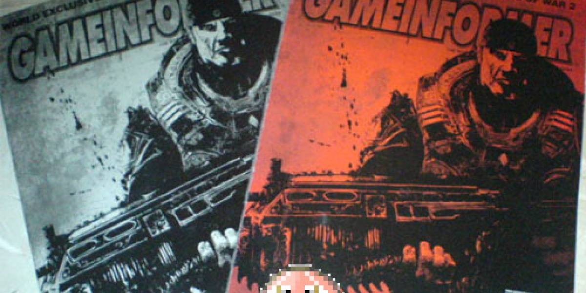 SHOTEH FOCK OP filtra detalles de Gears of War 2! Gracias!