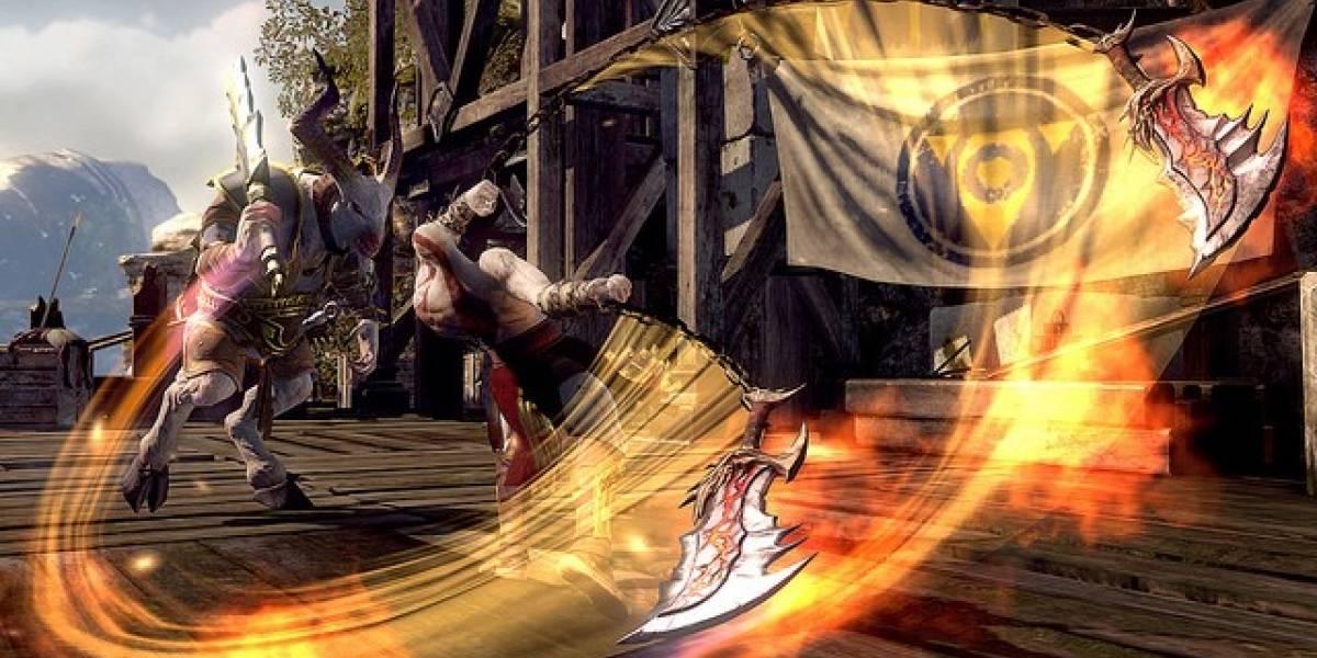No habrá violencia contra mujeres en God of War: Ascension