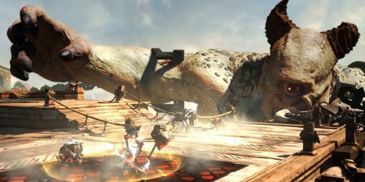 A primera vista: God of War: Ascension