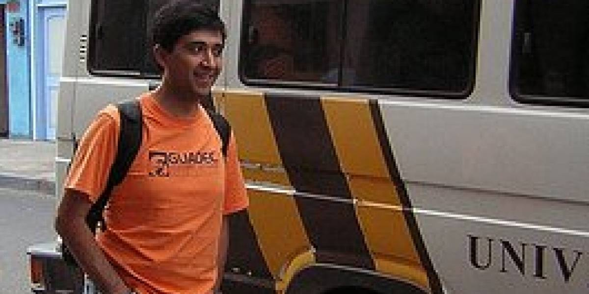 Chileno miembro de GNOME Foundation Board of Directors