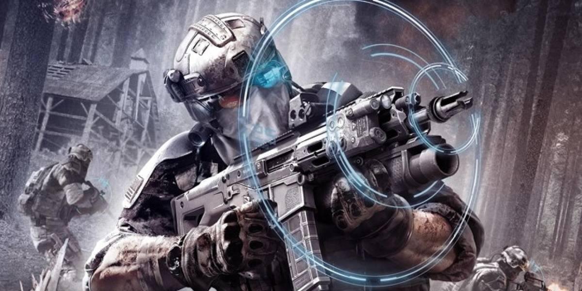 Ubisoft anuncia segundo DLC para Ghost Recon: Future Soldier