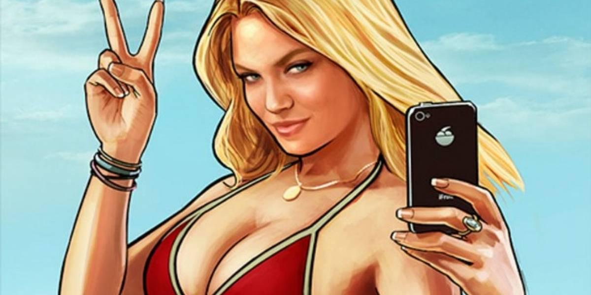 Varias tiendas internacionales comienzan preventa de Grand Theft Auto V