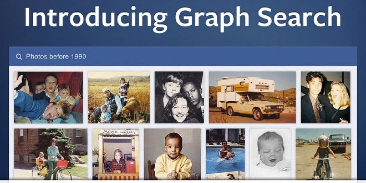 Facebook está probando Graph Search para smartphones