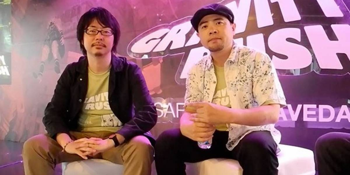 NB Entrevista: Keiichiro Toyama y Kyosuke Wasaka, desarrolladores de Gravity Rush
