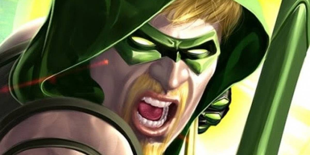 Green Arrow se presenta como personaje jugable de Injustice: Gods Among Us