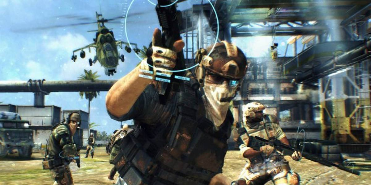 Ghost Recon: Future Soldier entra a beta en Enero