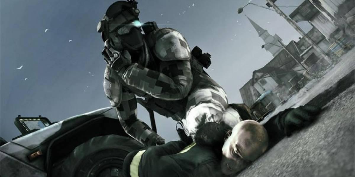 Ghost Recon: Future Soldier muestra su trailer de lanzamiento