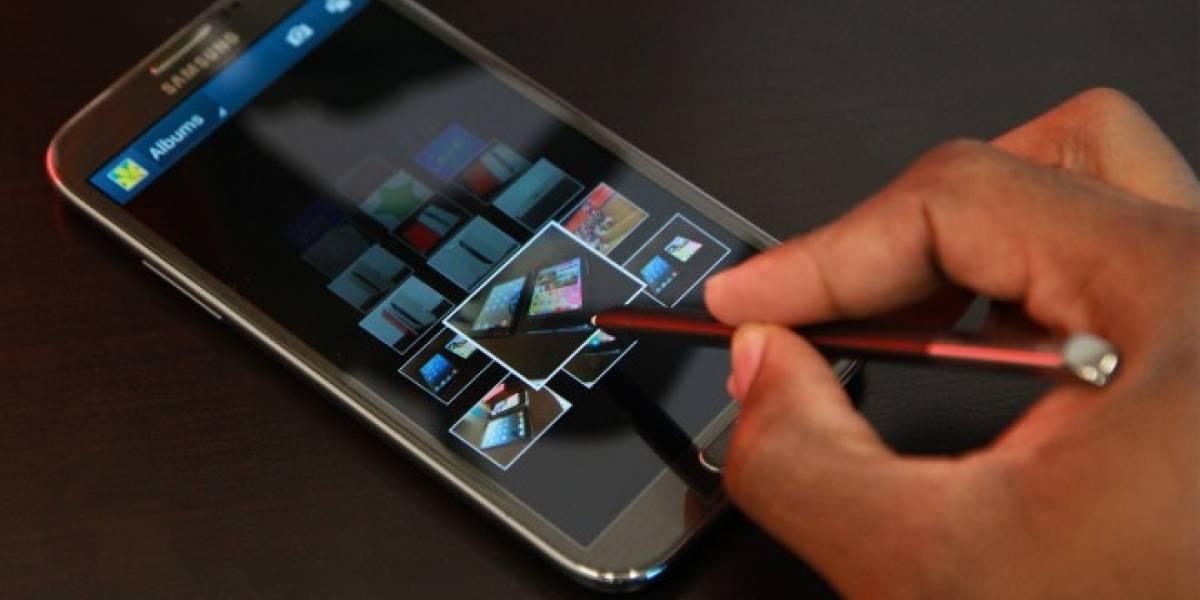 Nuevamente confirman que el Samsung Galaxy Note III tendrá 3GB de memoria RAM