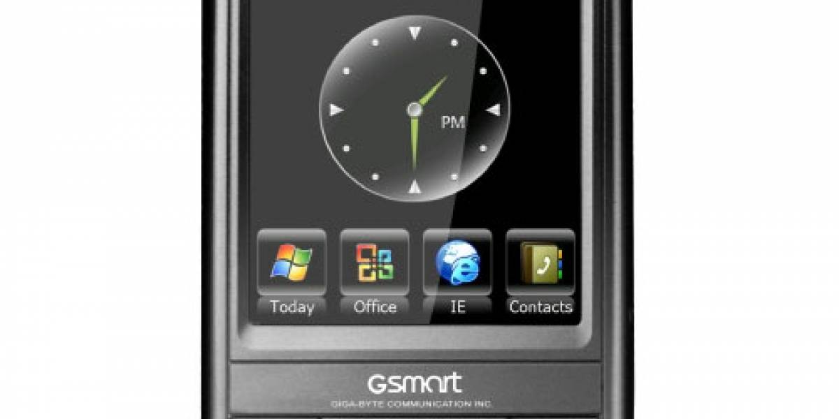 GSmart presenta dos móviles con Smart Touch II