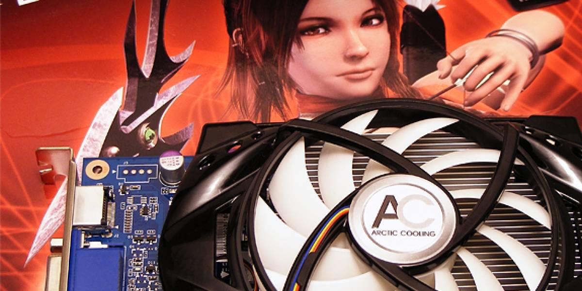 ECS GeForce GT 240 512MB