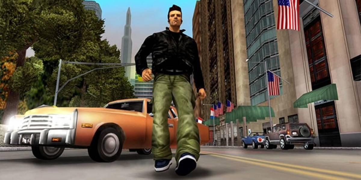 Grand Theft Auto III se cae a última hora de la PlayStation Store