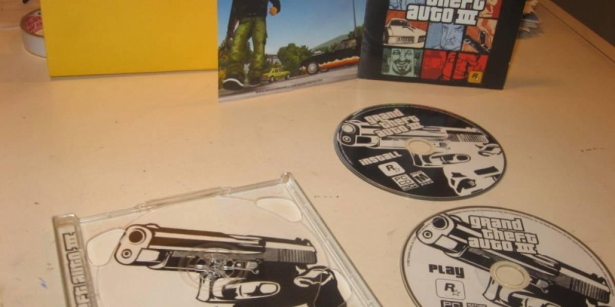 Ahora sí, GTA III está listo para llegar a la PSN