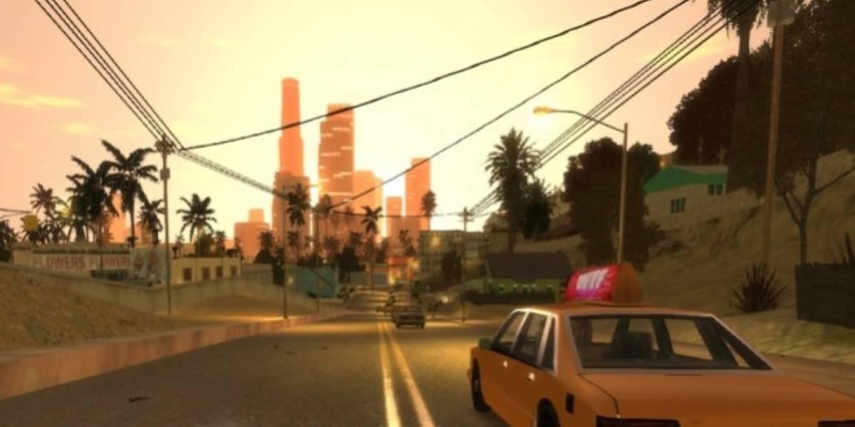Ya se puede descargar la tercera beta del mod GTA IV: San Andreas
