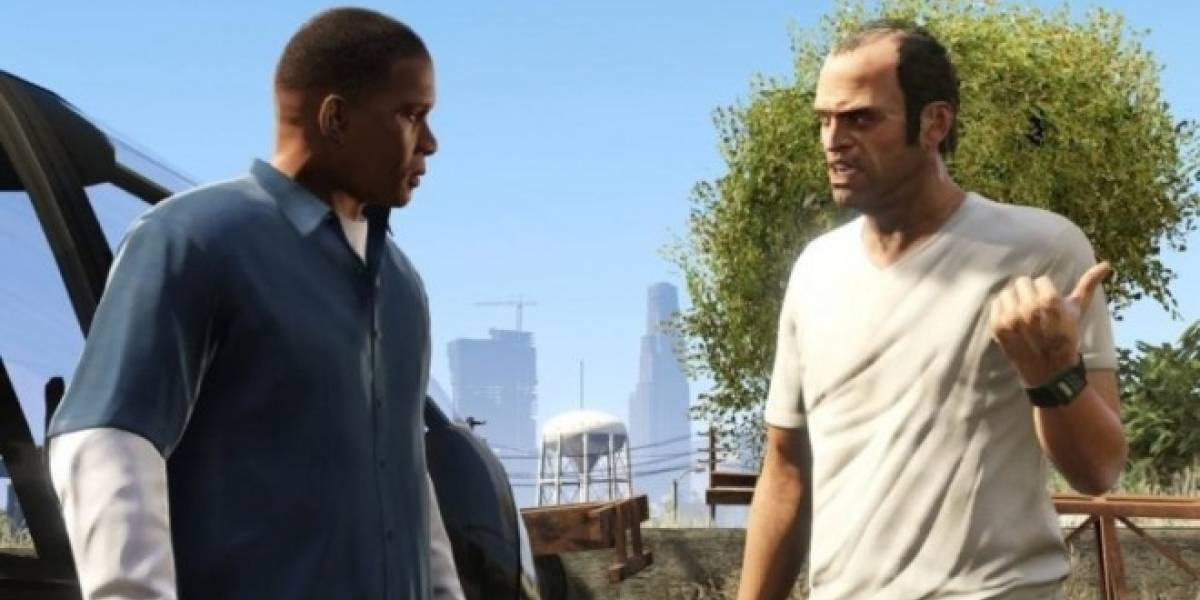 Grand Theft Auto crece en popularidad porque no es como Call of Duty o Need for Speed