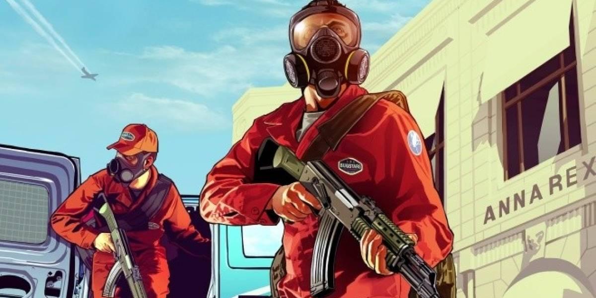 Confirmado: Grand Theft Auto V llegará en el segundo trimestre del 2013