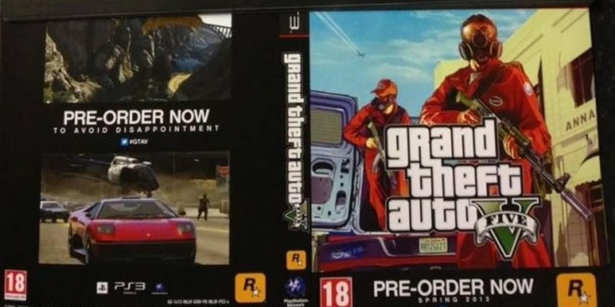 Nueva filtración confirma la ventana de lanzamiento de Grand Theft Auto V