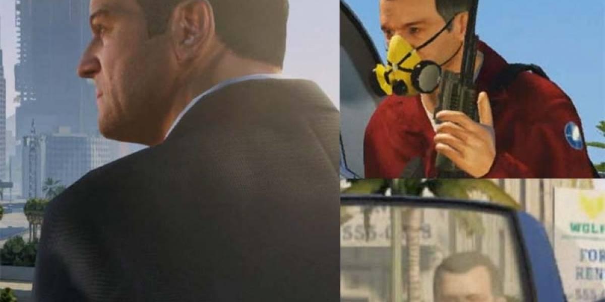 Desmenuzando el nuevo trailer de Grand Theft Auto V