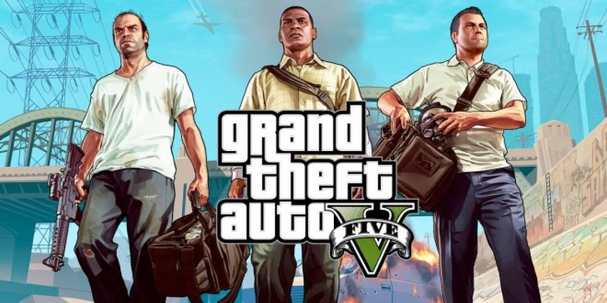 La portada de Grand Theft Auto V se revelará este mes