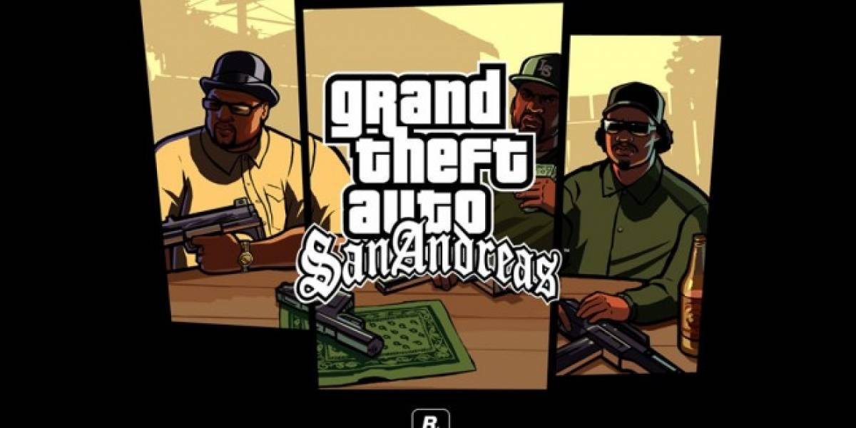 Grand Theft Auto San Andreas llega a Windows Phone