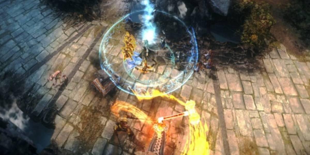 Así combaten Gandalf y Gollum en Guardians of Middle-Earth