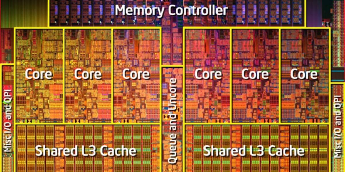 Intel Core i7 980X a prueba