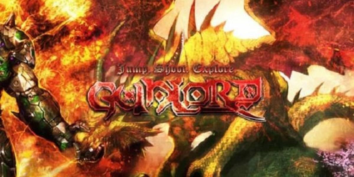 Ya está disponible GunLord, el nuevo juego para Sega Dreamcast